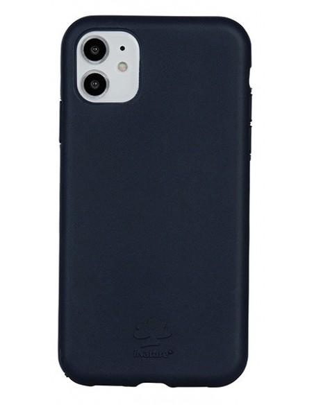 Cover Iphone 11 biodegradabile colore Ocean Blu