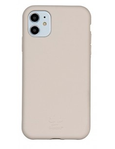 Cover iphone 11 biodegradabile colore stone