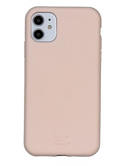 Cover Iphone 11 biodegradabile colore Rose