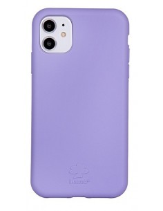 Cover Iphone 11 ecologica colore lilla