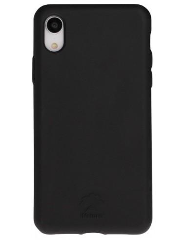 Cover Iphone XR biodegradabile colore nero