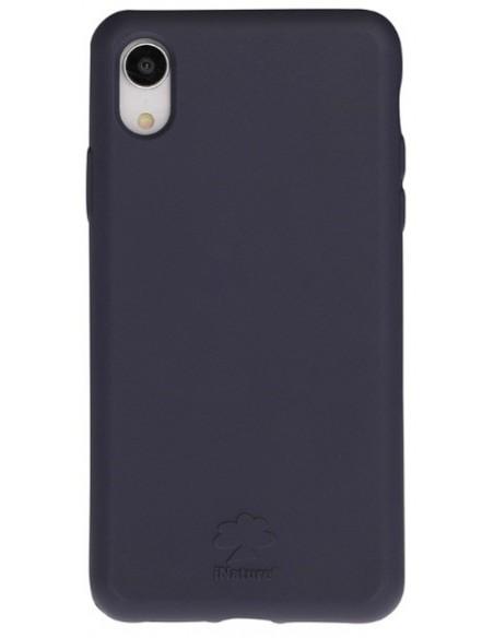 Cover Iphone XR biodegradabile colore blu ocean