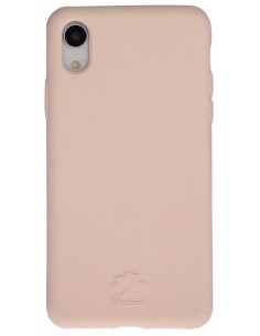 Bio Cover Iphone XR biodegradabile color rosa