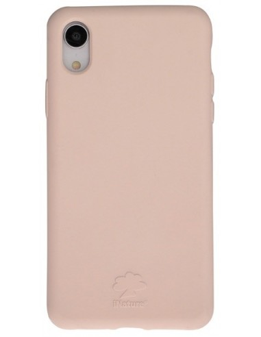 Bio Cover Iphone XR biodegradabile color rosa