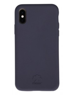 Cover Iphone X-XS biodegradabile colore Blu Ocean