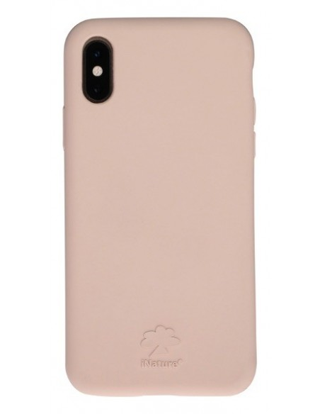 Cover Iphone X-XS biodegradabile colore Rose