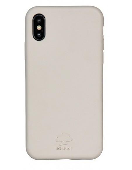 Cover Iphone X-XS biodegradabile colore Stone