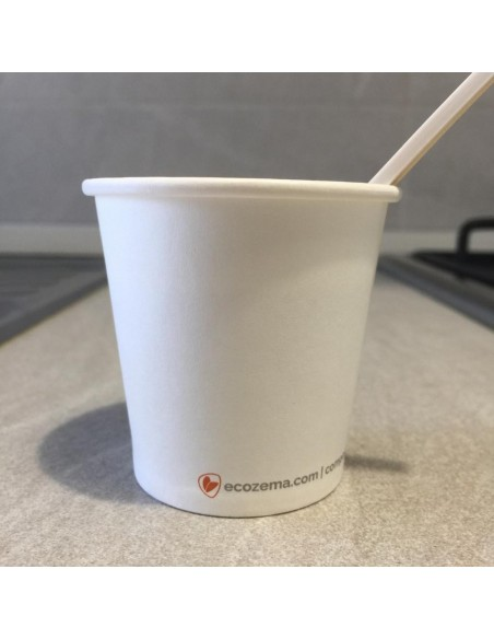 Tazzine caffè biodegradabili  120 cc