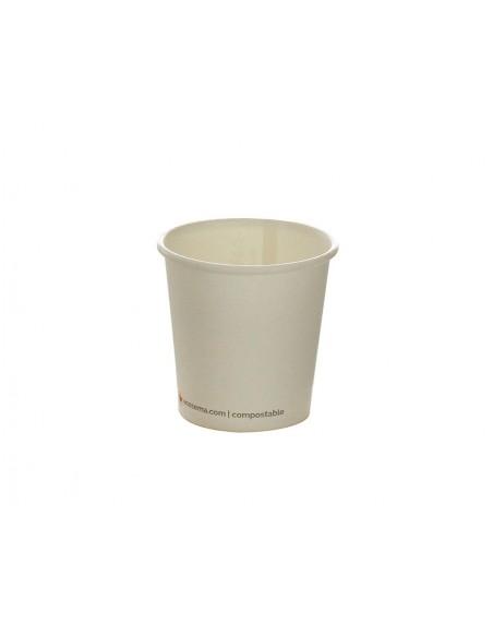 bicchiere caffè da asporto biodegradabile
