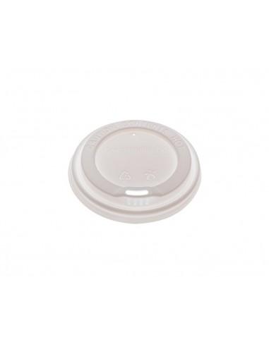 Coperchio con beccuccio biodegradabile (9,2 cm)