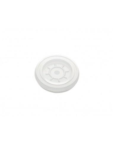 Coperchi biodegradabili in PLA