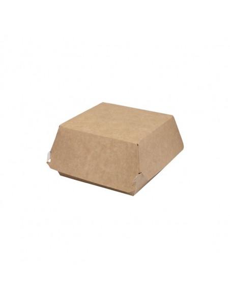 scatola  porta hamburger cartoncino medio