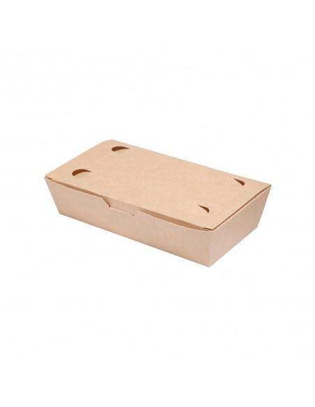 Lunch box biodegradabile con bocchette anticondensa