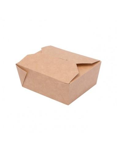 Contenitori alimentari da asporto biodegradabili