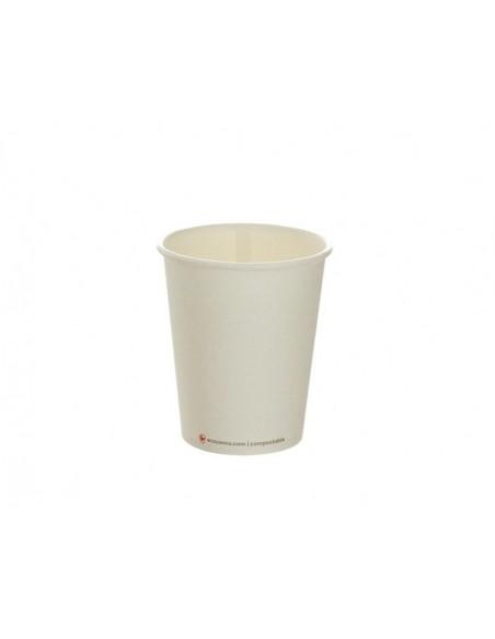 Bicchieri biodegradabili per bevande calde